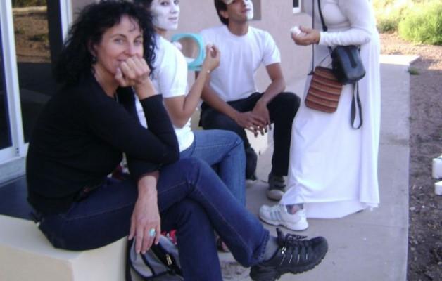 Mercedes Farriols dirige Inside Outside en la Universidad de la Punta